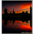 reflectionthursday Big Ben Houses of Parliament Westminister London England
