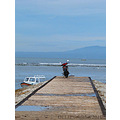 jetty motorbike water bali littleollie