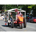 upstate newyork cazenovia caz july4th parade tractor float