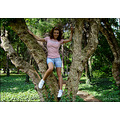 danewort tree park girl woman wife outdoor nature portrait Pleven Bulgaria