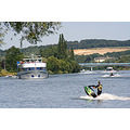 jet ski ship motorboat moselle luxembourg