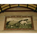 Haarlem Central Station Entrance Hall Tile painting art