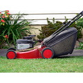 lawnmower cut cutting lawns garden