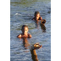 malagasy kids swimming africa