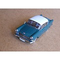 opel kapitan neo model car 143 scale 1958 resin