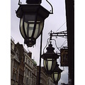 london achitecture lights lanterns