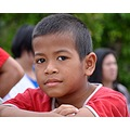 thai children portrait