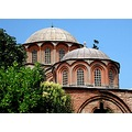 church Chora Kariye museum Istanbul Turkey Byzans fresks architecture
