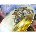 reflection multiple horn instrument brass