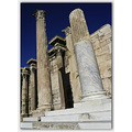 Greek ancient columns in Athens