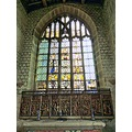 haddonhall chapel window reredos