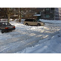 snow winter street riga latvia city scape landscape ilguciems car cars oakslat