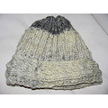 hat knitted spun