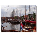 netherlands spakenburg water harbour boatsfriday nethx spakx harbn waten boatn