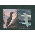 Stamps Birds Iceland