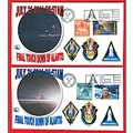 space shuttle stamps covers