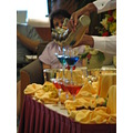 eastern caribbean cruise princess ship drink mixing demo