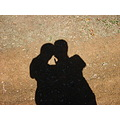selfportrait love couple shadow