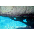 One of the images taken at the Blue Grotto. Like I said before, not good at all. But this one at ...