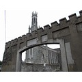 ireland carlow architecture townscape churches