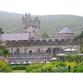 glenveagh castle national park co donegal