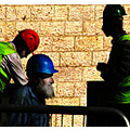 workers in Jerusalem