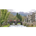 Beddgelert in Snowdonia.