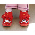 giulia child shoes detail