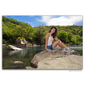 girl woman wife nature outdoor portrait bulgaria river