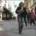 luxembourg people streetphotography woman