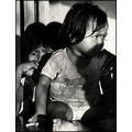 Philippines people bw