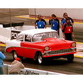 1956 Chevy Chevrolet Drag Race Car