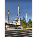 mosque kocatepe ankara turkey