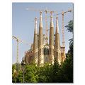 spain barcelona sagradafamilia constructionfriday spaix barcx archs churs