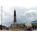 england blackpool architecture landscape