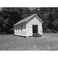 1st African Baptist Church at the Settlement at the north end of Cumberland Island.; established ...