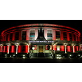 Another Auckland image ....   War Memorial Museum lit up for ANZAC Day
