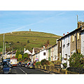 England Pendle Blacko village