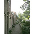 the 0n dwellings Spaarndam Spaarne side