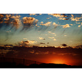 sunset landscape clouds scenery pankey wildspirit california hemet