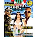 prince todd p party boat event live performance nyc