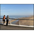sea beach scheveningen pier