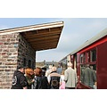 wales blaenafon railways trains people architecture