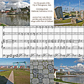 mymailartfph oakland harbor lake park music mailart
