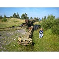 CyechRepublic bohemia Brdy mountains cannon