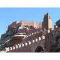 Castillo Peracense Teruel Spain Aragon