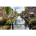 Gouda The Netherlands Holland canals