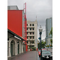 sandiego sandiegofph downtown architecture red sign museum art signfph