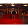 Fabio the Actor in Front of Cannes Film Festival Hall France Jan 2007