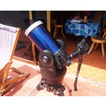 AFTER MORE THAN TWO YEARS STORED AT SOME CORNER, I FINALLY TOOK OUT MY MEADE ETX-125AT.   MY OLD ...